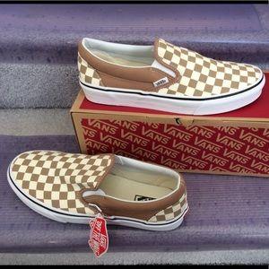 Vans Shoes | Vans Tigers Eye Checker
